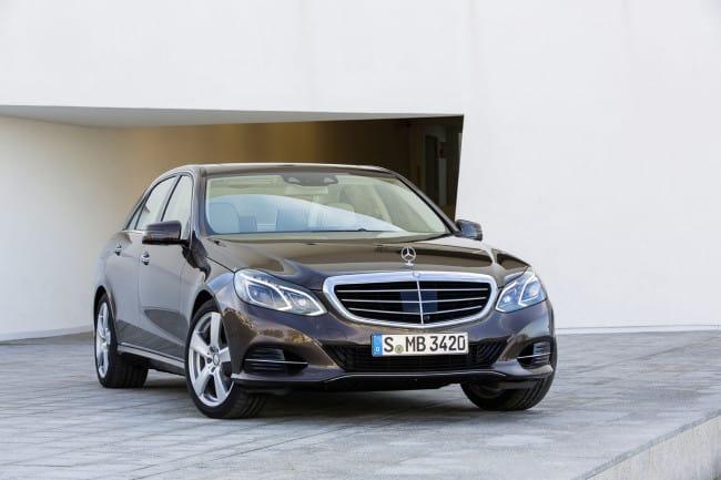 Mercedes-Benz E 300 BlueTec HYBRID, Limousine Elegance, (W 212)