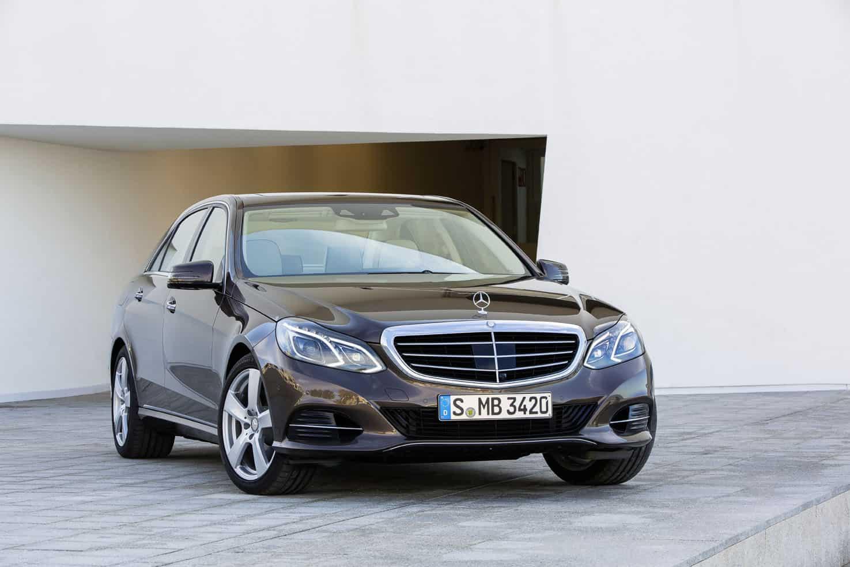 E Wie E Motion Die Neue E Klasse Von Mercedes Benz