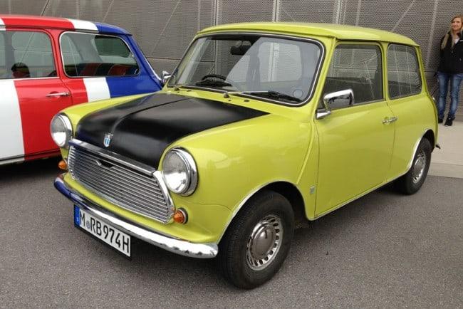 Mr. Bean Mini