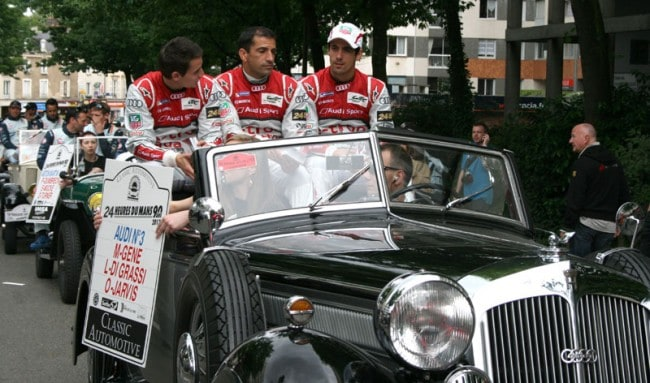 Audi Le Mans 2013
