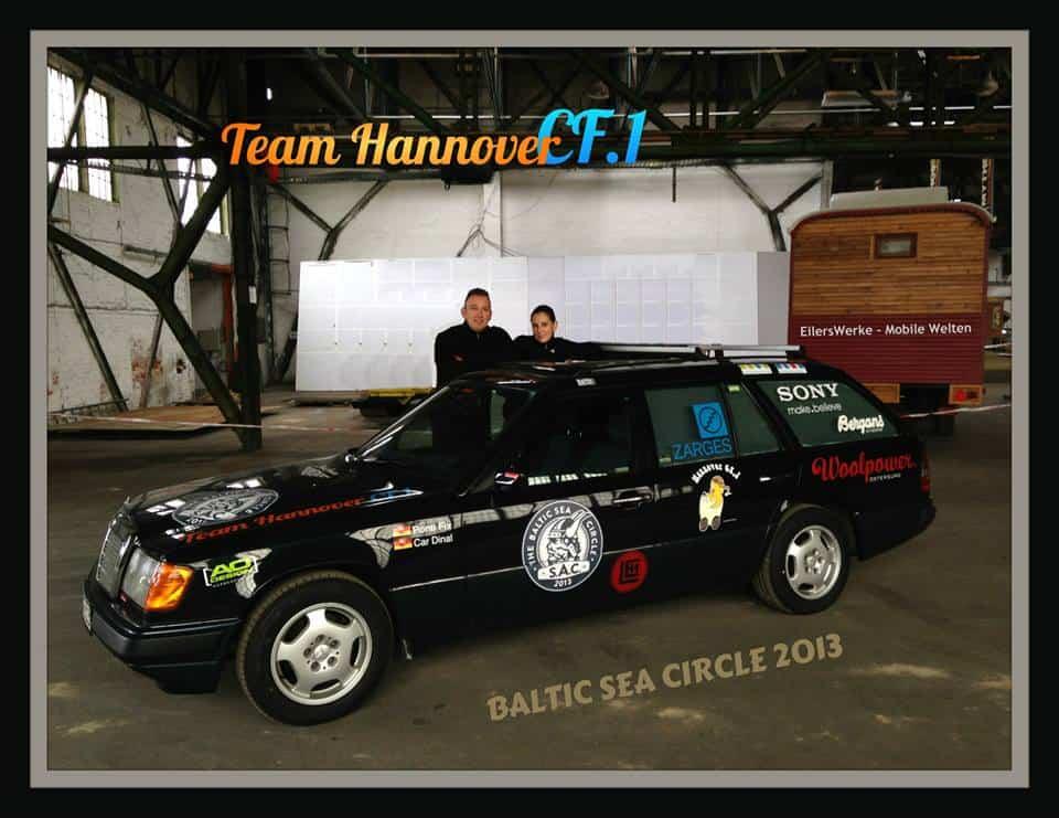 Baltic Sea Circle - eine verrückte Rallye 1