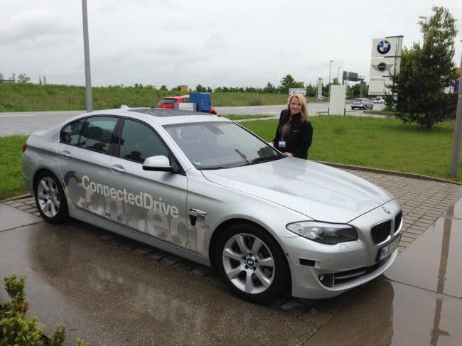 BMW - hochautomatisiertes Fahren