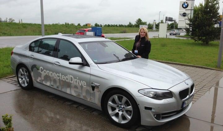 Hochautomatisiertes Fahren mit BMW - Video! 3