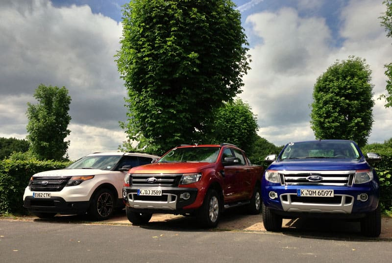 Fords Wild Thing Ford Ranger Wildtrak Auto Diva Autoblog