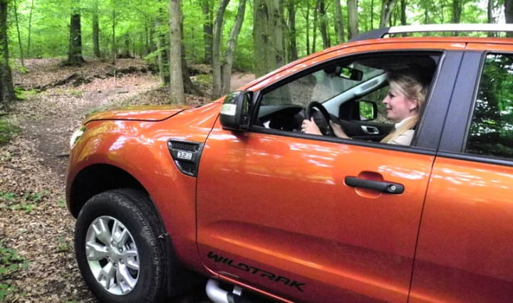 Ford's Wild Thing: Ford Ranger Wildtrak 2