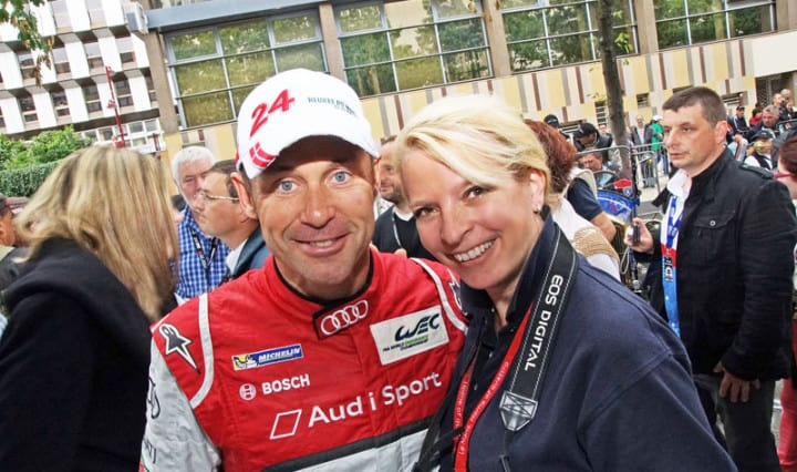 Fahrerparade in Le Mans - Fotostrecke 4