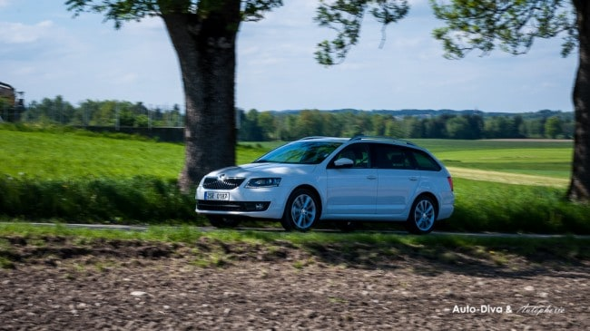 Škoda Octavia Combi III