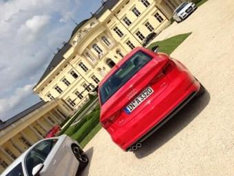 Audi A3 Limousine: Design vom Display bis zur Unterwäsche 1