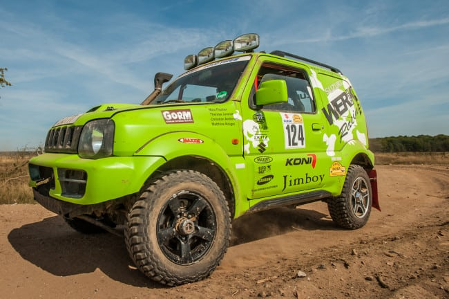 GORM: Suzuki Jimny, der Jimboy