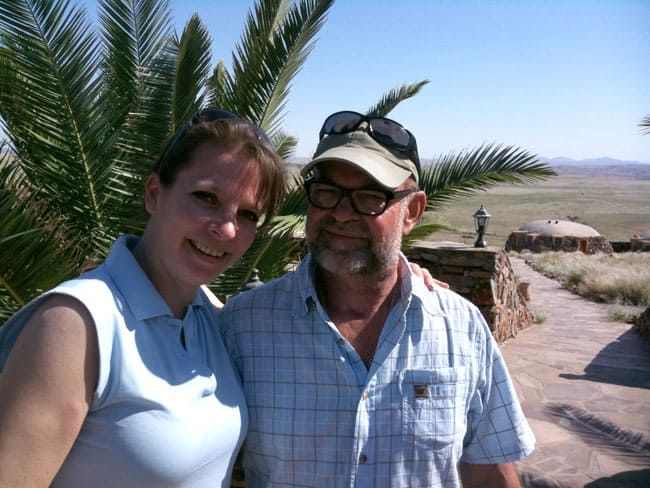 Ritz Rostock – Desert Lodge Namibia
