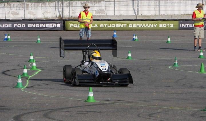 Formula Student Germany – Nachwuchs-Ingenieure am Werk(eln) 2