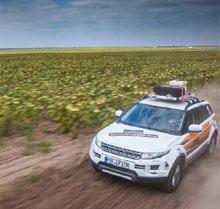 Land Rover Experience Tour 2013 - Seidenstraße - die erste Etappe beginnt! 4