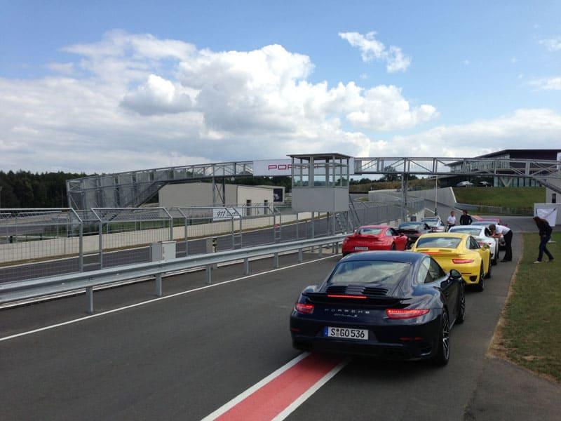 Der neue Porsche 911 Turbo S auf dem Bilster Berg (Video) 2