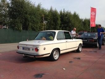 creme21 - Technische Abnahme BMW in Spa (Rennstrecke) 2