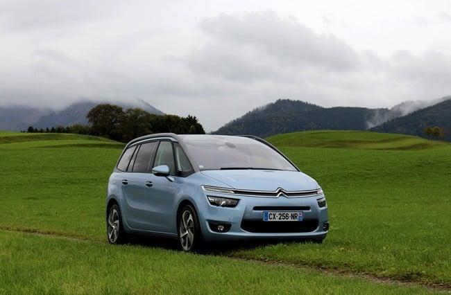 Entspannt in den Urlaub mit dem Citroën Grand C4 Picasso 3