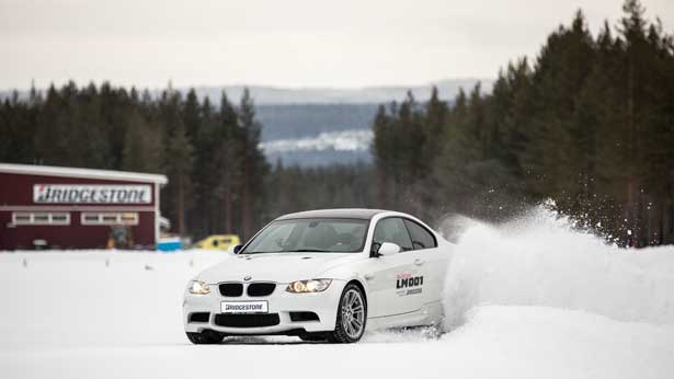 Bridgestone Reifentest Winter