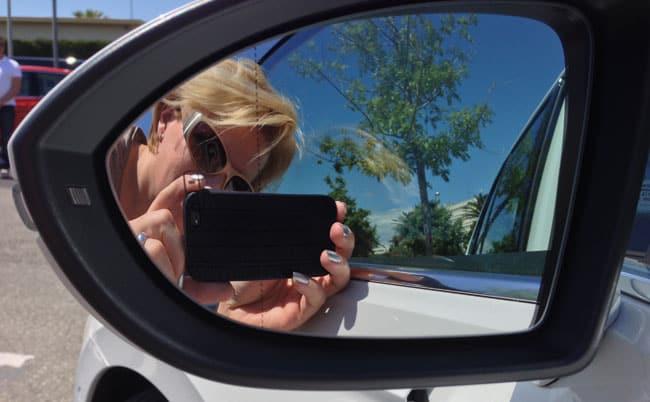 Auto-Diva und der Golf Sportsvan
