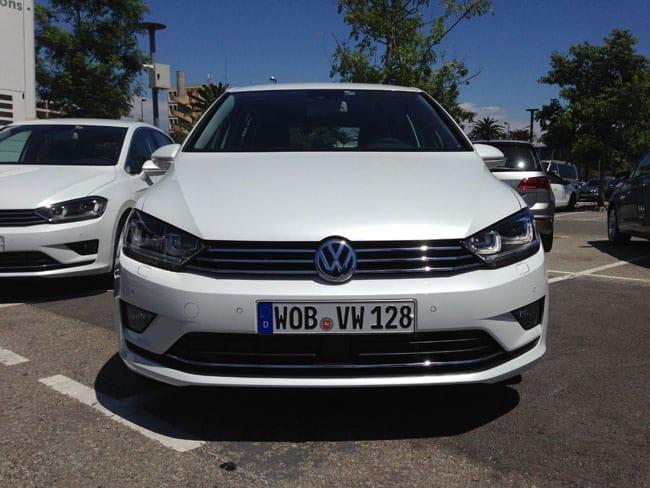 Der Sportsvan von Volkswagen