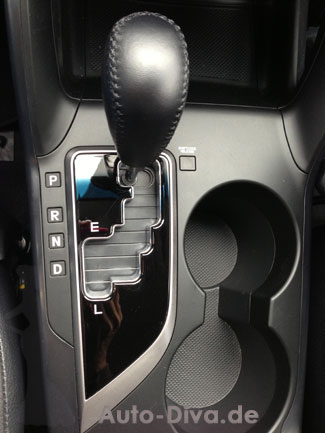 Hyundai ix 35 Fuelcell