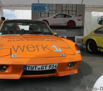 Oldtimer Grandprix Nürburgring 2014 - Galerie 5