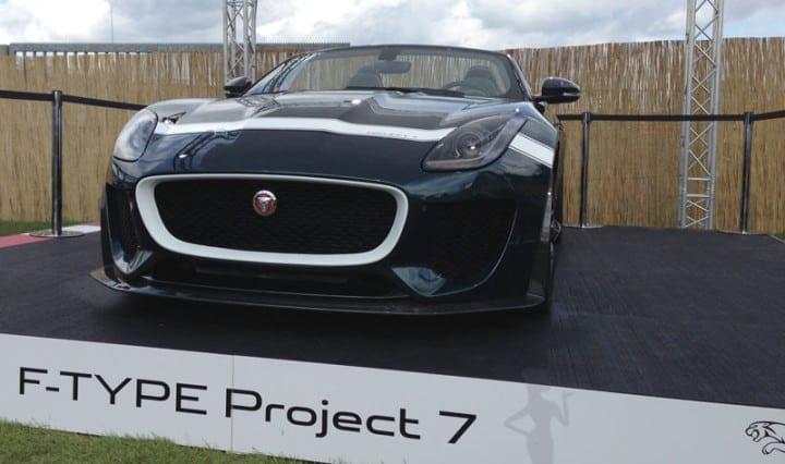Spannende prominente Begegnungen bei Jaguar 2