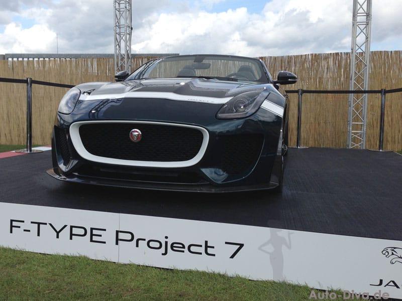Spannende prominente Begegnungen bei Jaguar 1