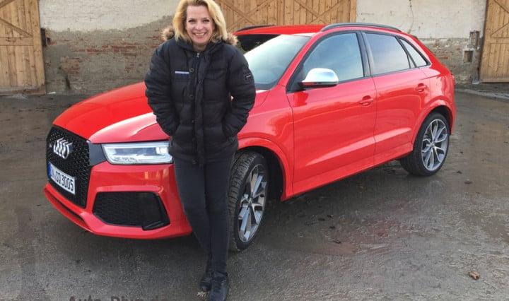 SUV-Rennsemmel Audi RS Q3 2.5 TFSI quattro 1