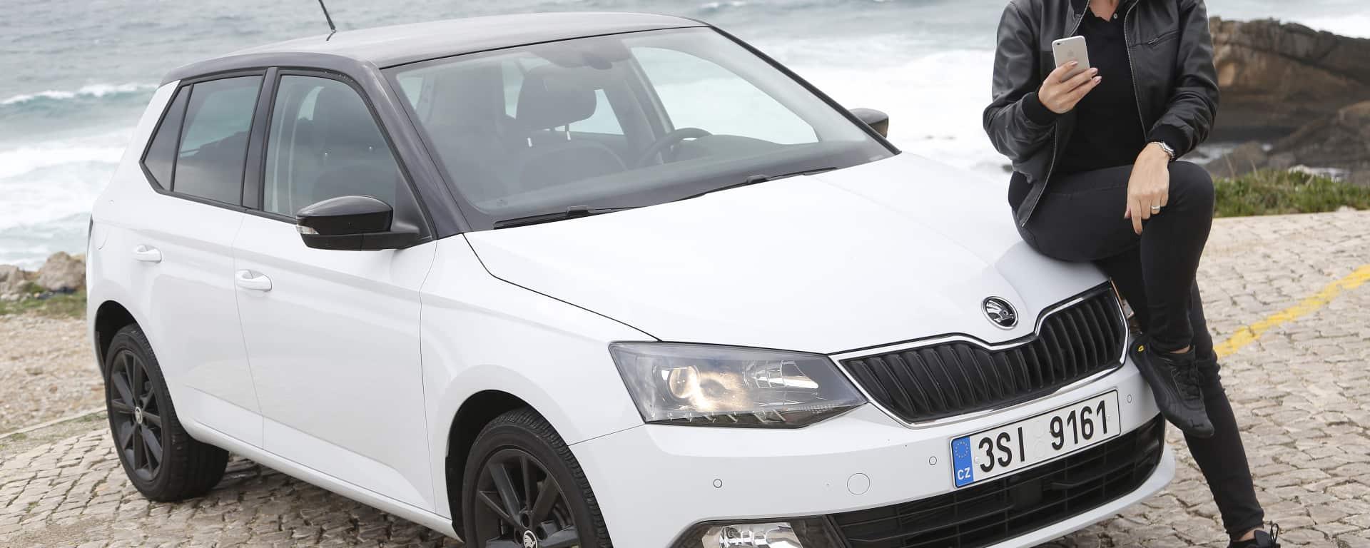 Škoda Fabia mit frischem Wind ab 15.11. in den Autohäusern 1