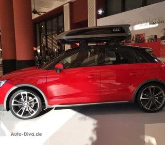 Audi A1 - kleine Mittelklasse ganz groß 3