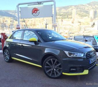 Audi A1 - kleine Mittelklasse ganz groß 5