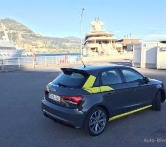 Audi A1 - kleine Mittelklasse ganz groß 8