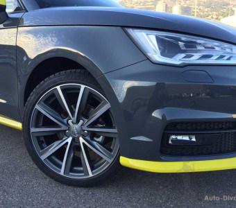 Audi A1 - kleine Mittelklasse ganz groß 6