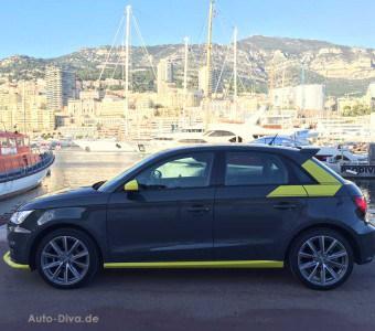 Audi A1 - kleine Mittelklasse ganz groß 9