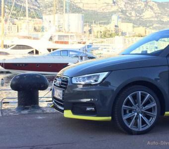 Audi A1 - kleine Mittelklasse ganz groß 12