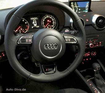 Audi A1 - kleine Mittelklasse ganz groß 15