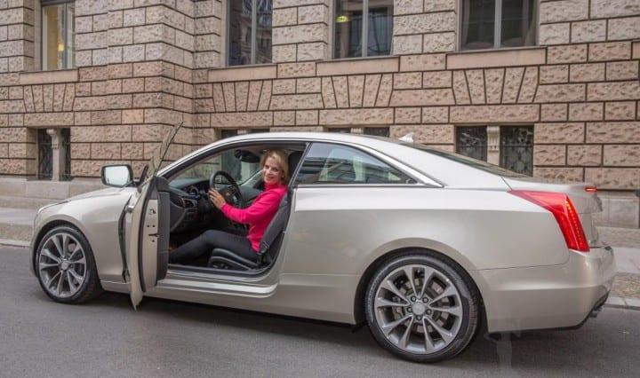 Cadillac - garantiert nicht in pink! 1