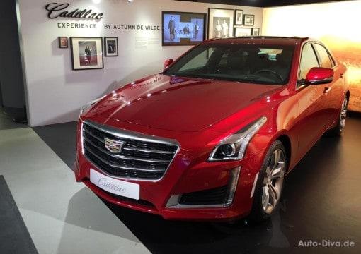 Cadillac - garantiert nicht in pink! 7