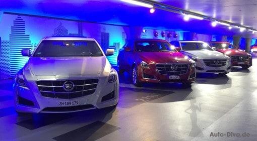 Cadillac - garantiert nicht in pink! 2