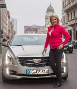 Cadillac in Berlin
