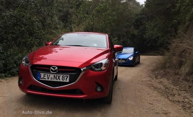 Der neue Mazda2 - ich war schon dabei 2