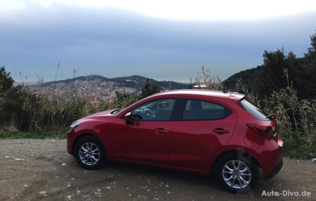 Der neue Mazda2 - ich war schon dabei 3
