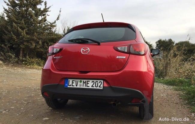 Der neue Mazda2 - ich war schon dabei 4