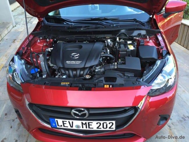 Der neue Mazda2 - ich war schon dabei 5