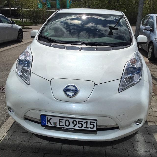 Nissan Leaf - Autofoto 5