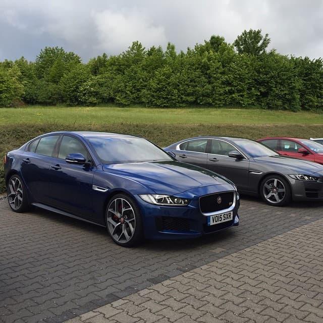 Den #Jaguar XE ausprobieren - Autofoto 1