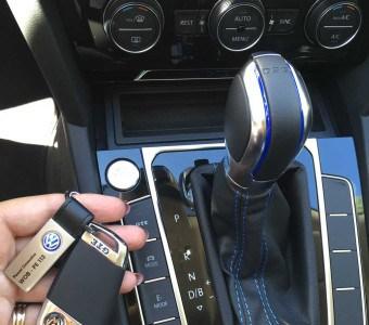VW Passat GTE Limousine