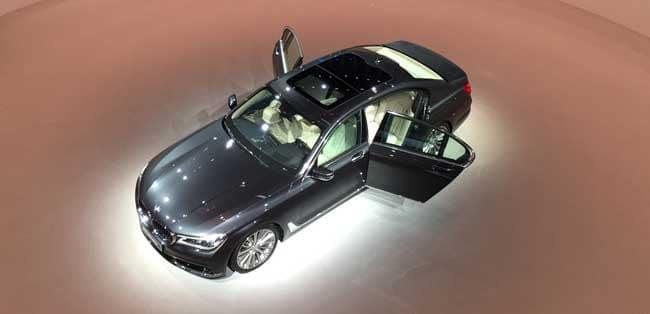 BMW, der neue 7er