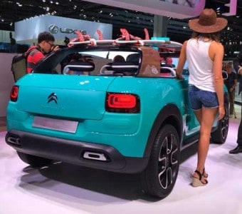 Concept Car Citroën Cactus M