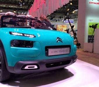 Mein Highlight der IAA 2015: Citroën Concept Car 5