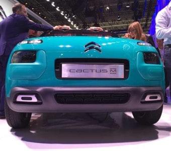 Mein Highlight der IAA 2015: Citroën Concept Car 2